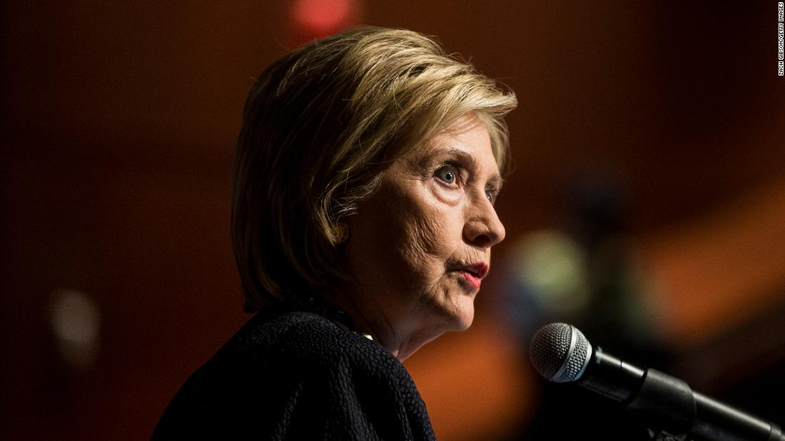 Hillary Clinton on Trump's handling of coronavirus: 'I would have done a better job'