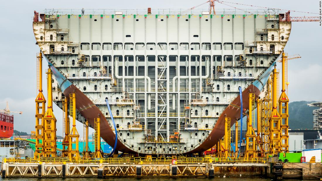 Photographs reveal the unintended beauty of machines