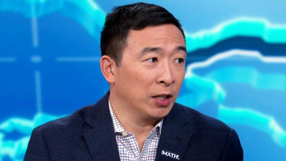 Image for Yang: 'Multiple campaigns have reached out' about his potential support