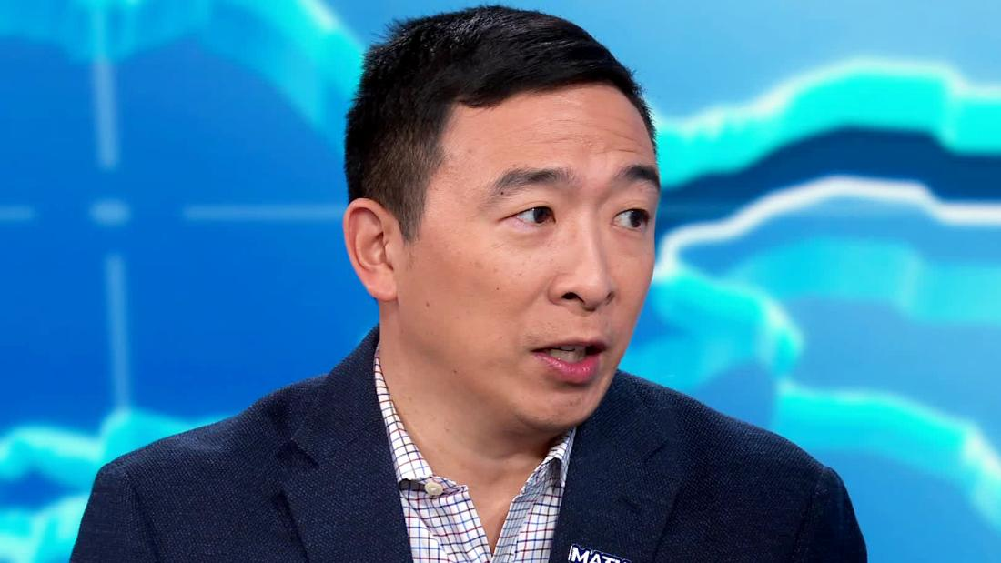 Yang: 'Multiple campaigns have reached out' about his potential support