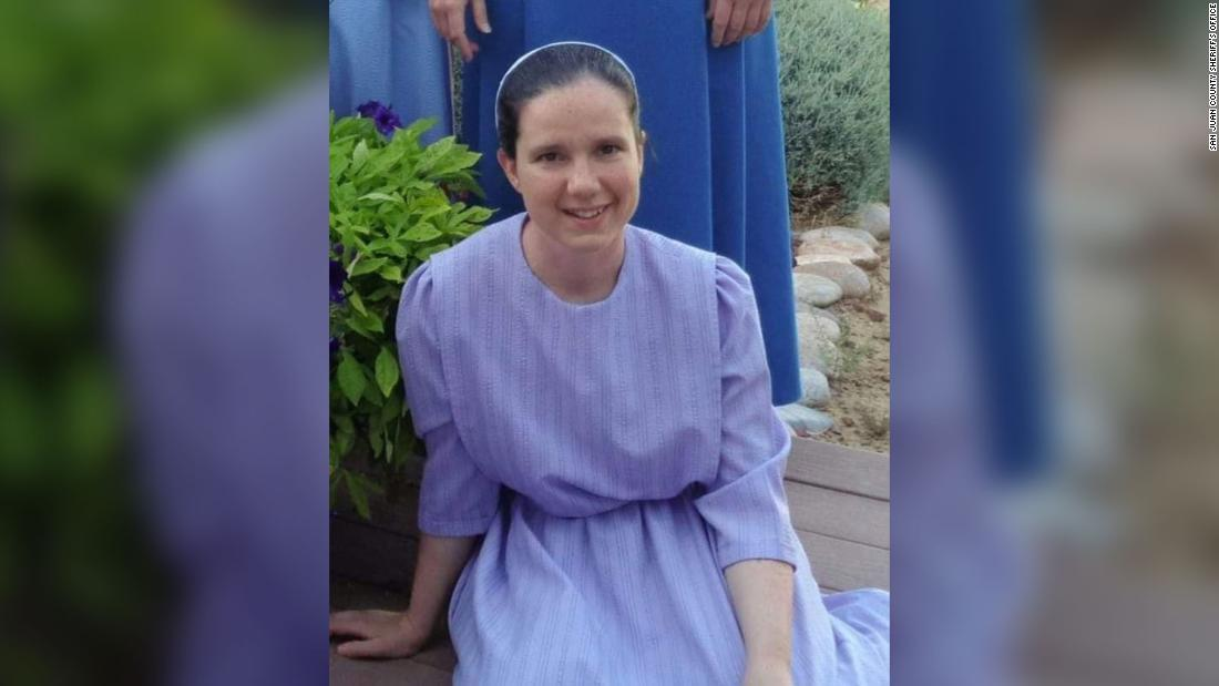 A missing Mennonite woman from New Mexico was found dead 250 miles away