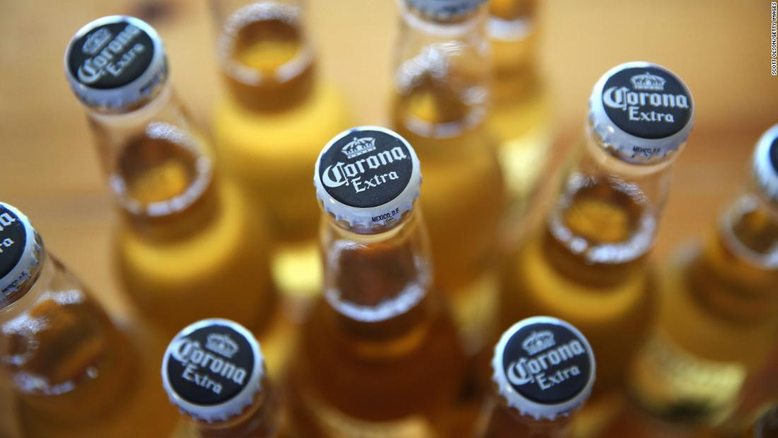 Corona beer sounds like coronavirus, but it's not making any changes to its marketing