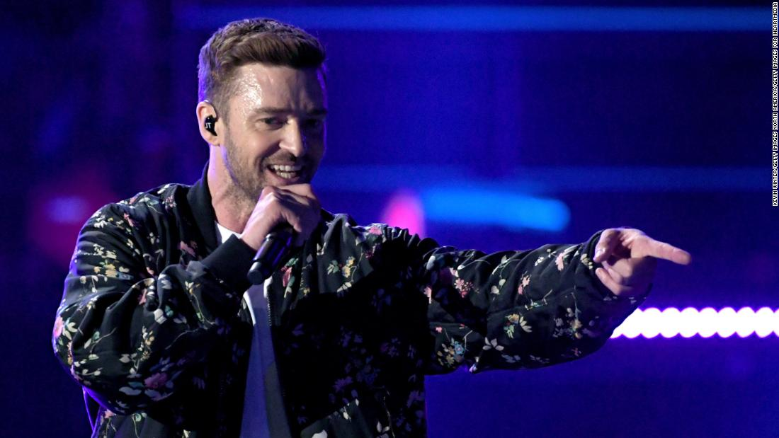 Photo of Justin Timberlake shares the 'It's Gonna Be May' meme — with a pandemic-inspired twist | Scottie Andrew, CNN