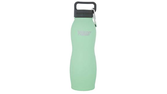 Healthy Human Curve 21-ounce water bottle