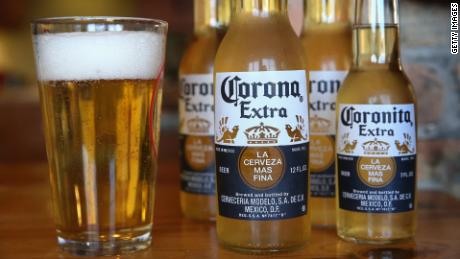 what is the alcohol content of corona light