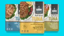 Good Catch makes plant-based tuna out of legumes.
