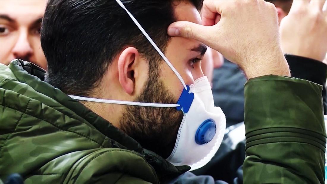 Angst und Panik als coronavirus breitet sich auf der ganzen Welt