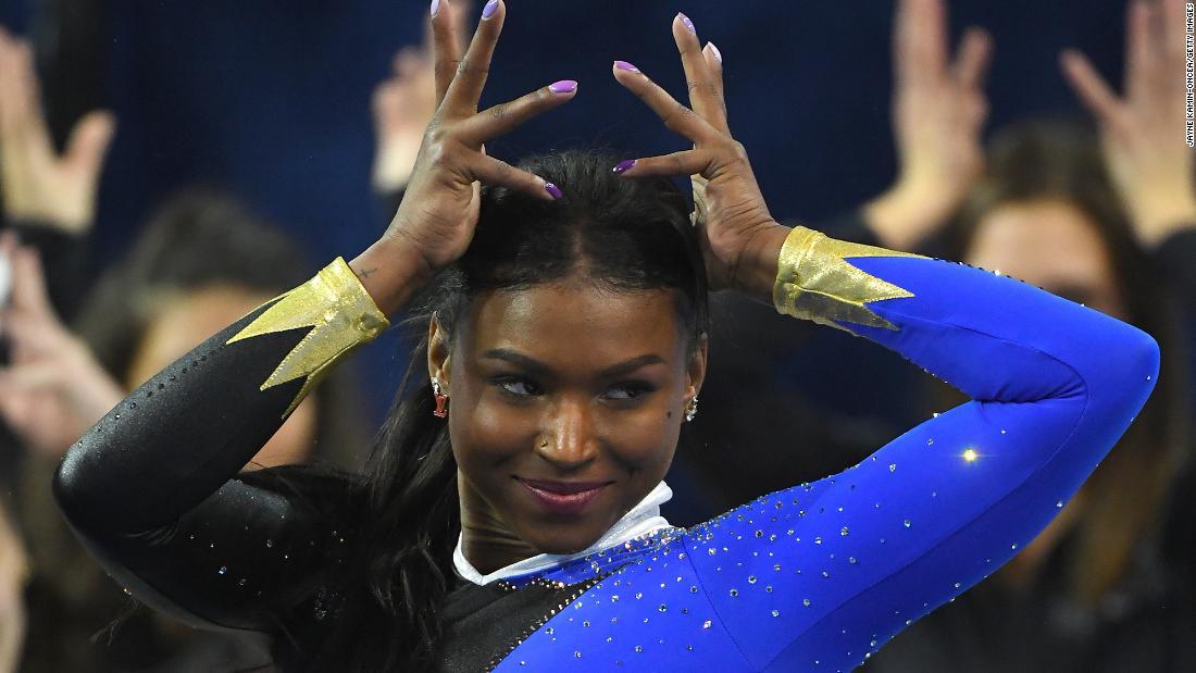 UCLA操Niaデニスは、群落愛の彼女のBeyoncéンチ