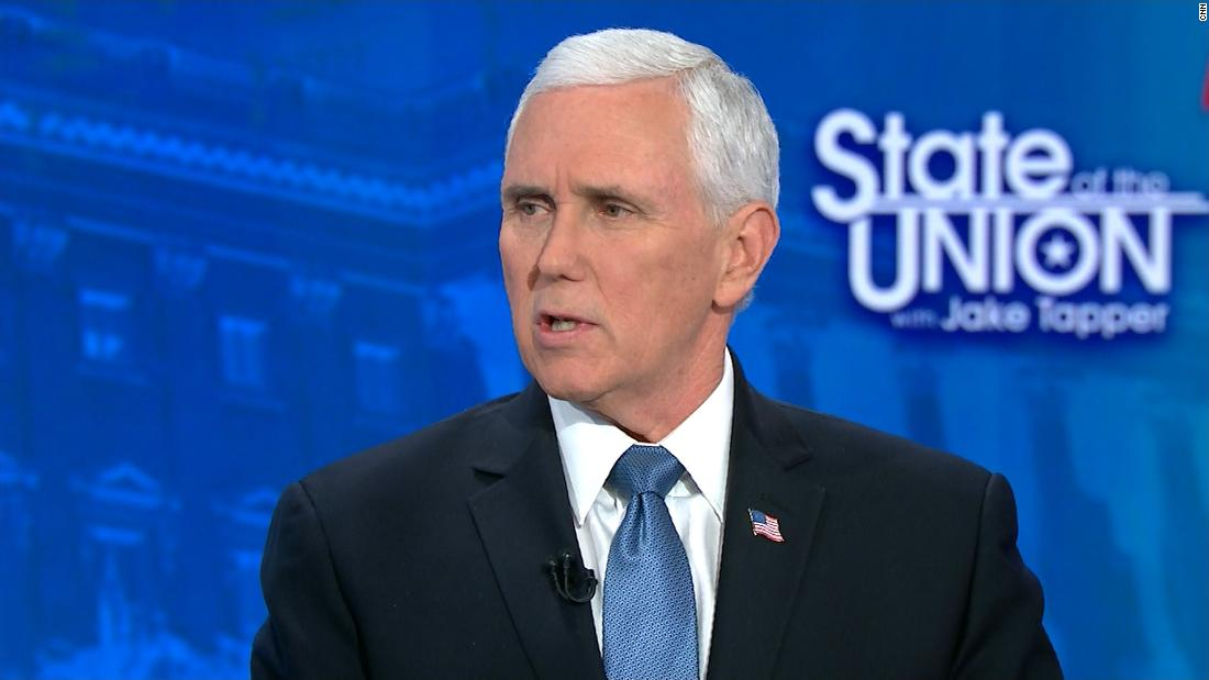 Pence: 'We could have more' coronavirus deaths thumbnail