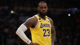 LeBron James joins chorus of athletes speaking out about killing of George Floyd