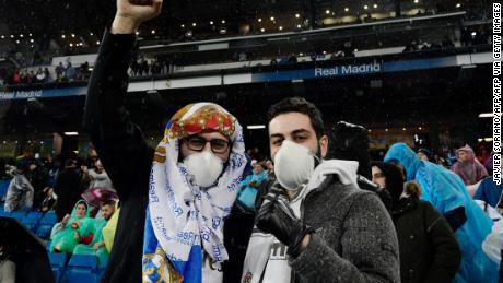 Premier League 'monitoring' coronavirus situation ahead of weekend's fixtures