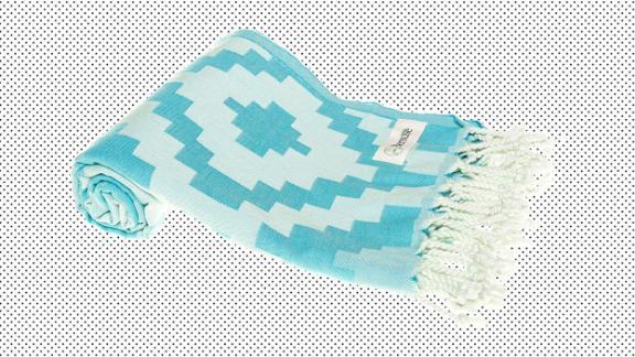 Bersuse 100% Organic Cotton Turkish Towel
