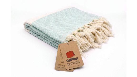 Bazaar Anatolia Diamond Turkish Towel
