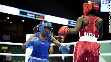 She became pregnant at the age of 12. Now, Kenya's Christine Ongare is an Olympic boxing qualifier