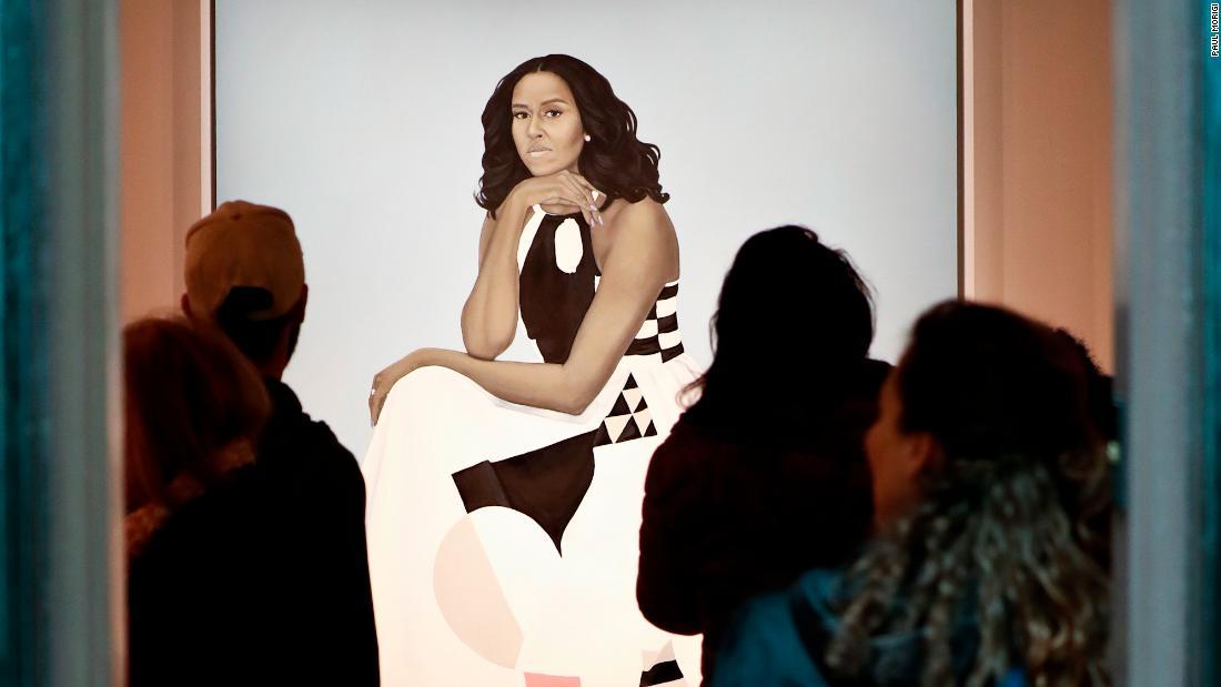 Γιατί 4M άνθρωποι συνέρρεαν για να δουν τον Ομπάμα πορτρέτα