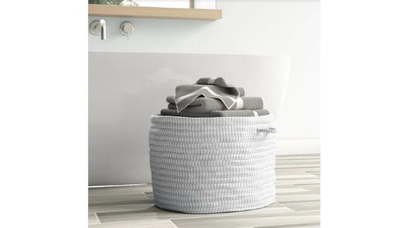 Wayfair Storage Fabric Basket
