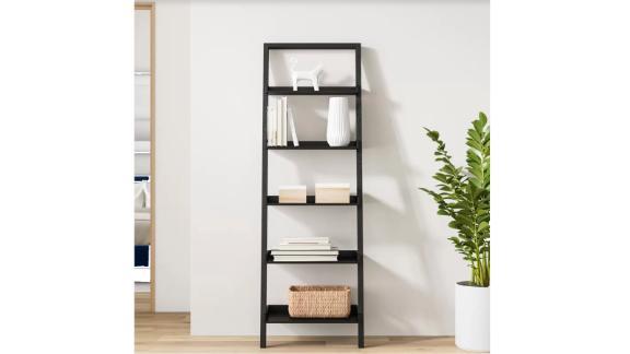 Wayfair Ashlee Leaning Ladder Bookcase