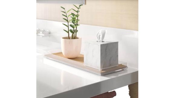 Wayfair Connor Tank Top Bathroom Accessory Tray