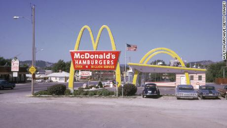 Companies like McDonald's, IBM and Disney — which were part of a group of fast-growing stocks called the Nifty Fifty — carried US stocks to new heights in the early 1970s.
