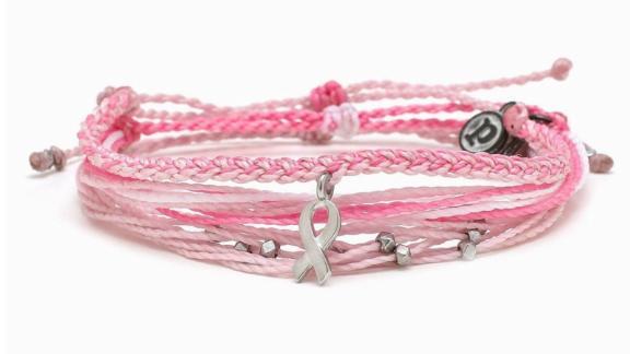 Pura Vida Breast Cancer Awareness Pack
