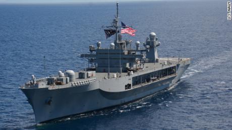 L'US Navy s'apprête à mettre en quarantaine des navires en Europe en raison d'un coronavirus