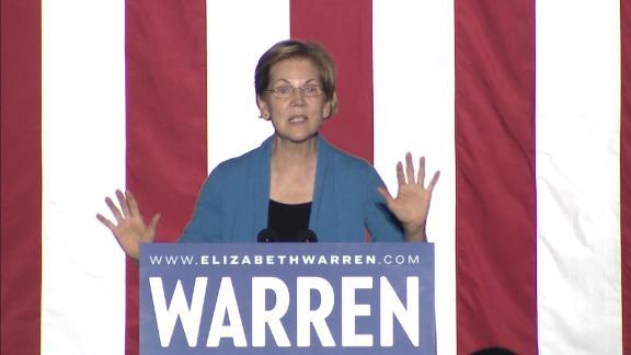 Image for Elizabeth Warren loses Massachusetts, her home state