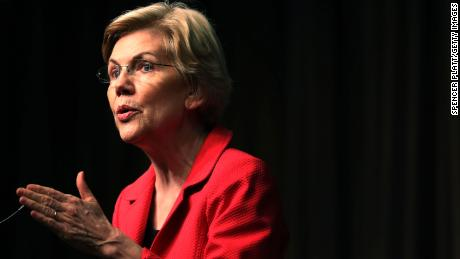 Elizabeth Warren has a list of demands for companies bailed out by Washington