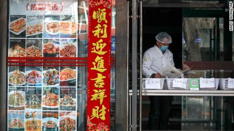 China's economy could shrink for the first time in decades because of the coronavirus