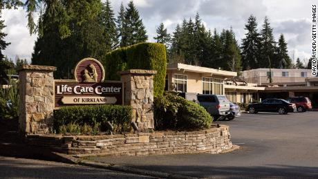Families of Kirkland nursing home residents in quarantine after coronavirus outbreak demand more answers