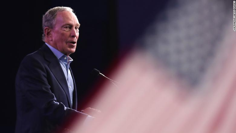 Bloomberg plans to spend at least $100 million in Florida to support Biden