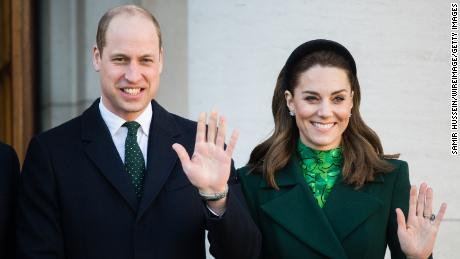 Prince William jokes that he and Kate are spreading coronavirus