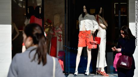 Luxury retailers suffer as Chinese tourists are subject to travel bans