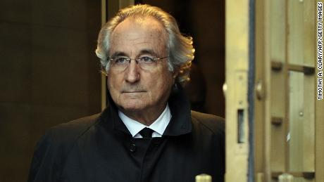Bernard Madoff leaves US Federal Court after a hearing regarding his bail on January 14, 2009 in New York.