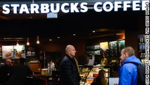 You can't get your own mug filled at Starbucks anymore because of coronavirus