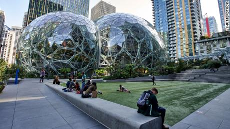 Amazon and Facebook ask Seattle employees to work from home after coronavirus cases