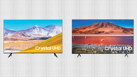Samsung TU7000 and TU8000 Crystal UHD TVs
