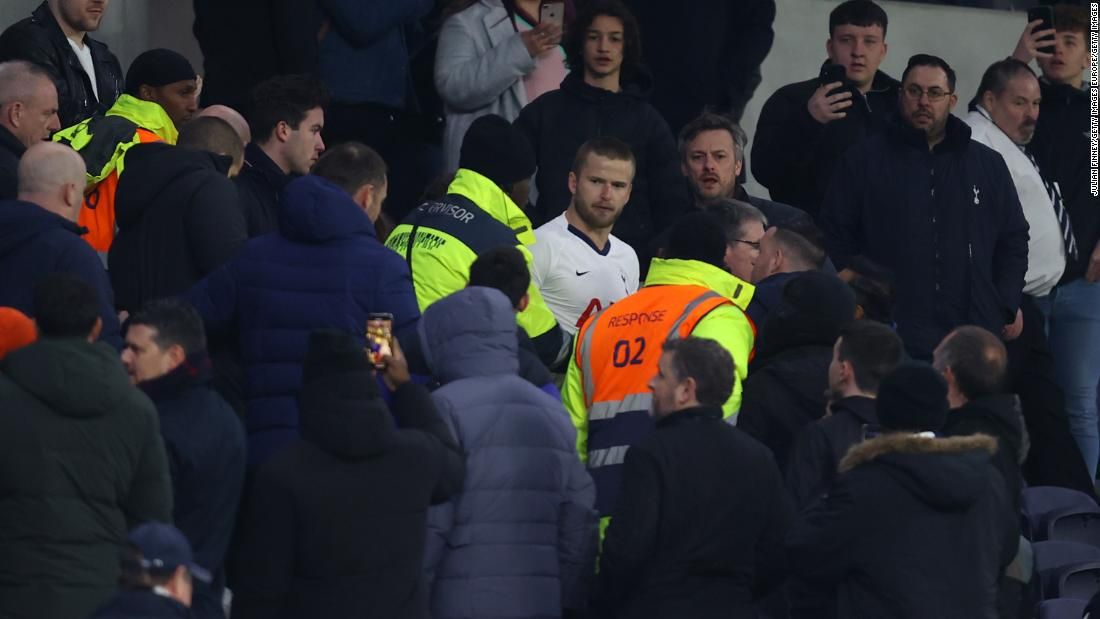 Mourinho on Dier: I understand him, but 'we cannot' do this