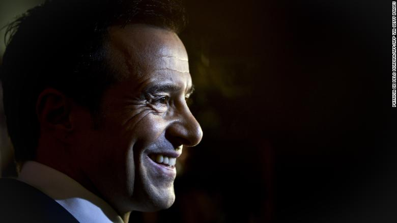 Soccer agent Jorge Mendes represents a number of high profile figures in the sport.