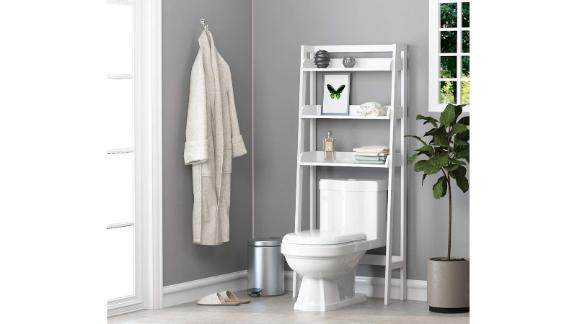 UTEX 3-Shelf Bathroom Organizer Over The Toilet
