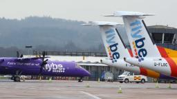 Flybe to relaunch as UK regional airline