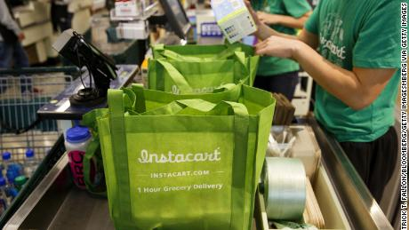 Instacart now offers deliveries that don't require human contact amid coronavirus fears