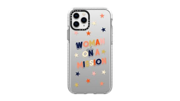 Casetify Woman On a Mission Phone Case