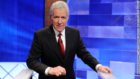 Alex Trebek (jokingly) proposes his successor, who is threatened by: Betty White