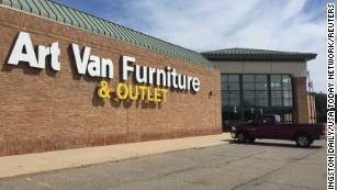 Art Van Furniture closing its stores