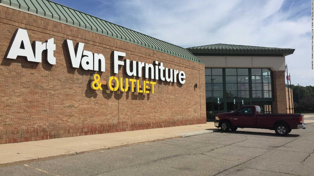 Art Van Furniture Closes Its Stores Exbulletin