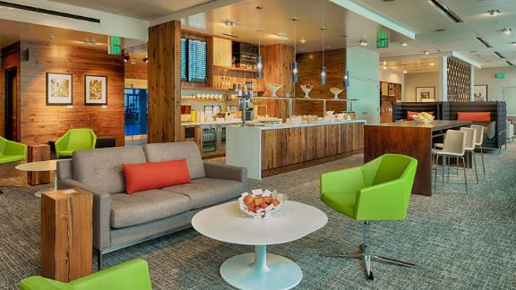The Amex Centurion Lounge in Seattle is now open, along with 12 other Centurion Lounges.