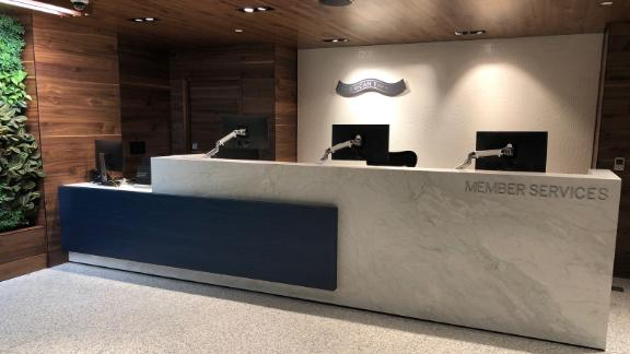 Use the Delta Reserve credit card to gain entry to the new Centurion Lounge at LAX.