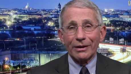 Dr. Anthony Fauci has a grim prediction about American coronavirus death toll