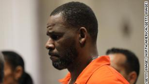 R. Kelly requests bail because of Covid-19, but a federal judge turns him down