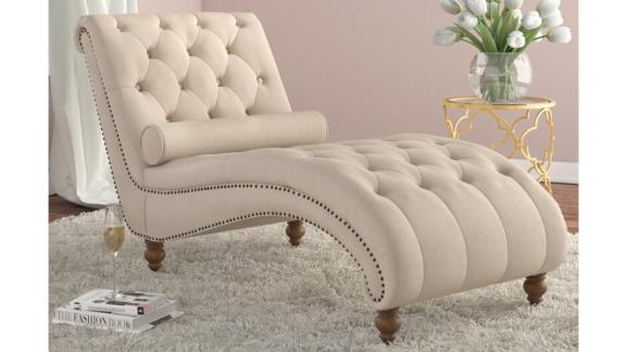 Wayfair House of Hampton Yarmouth Chaise Lounge